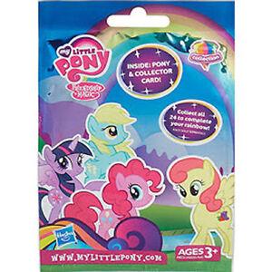 My Little Pony Blind Bag Box Wave 10 Single Pack Ebay