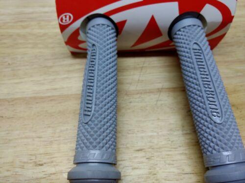 Knucklebone KBG  Gray NOS BMX hand grips Fit GT Dyno Haro Redline Schwinn Auburn