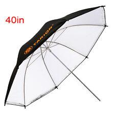 "TARION 40"" 102cm Photo Umbrella 2in1Studio Flash Lighting Reflector Soft Camera"