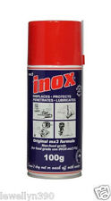 INOX MX3 Spray Lubricant 100gm (3.5 oz.) Aerosol Can