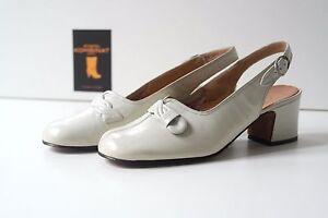 Vintage 37 True Shoes Emmy Wessels Speci Pumps Nos Sandals Eur Strappy Women's Y10OPRW