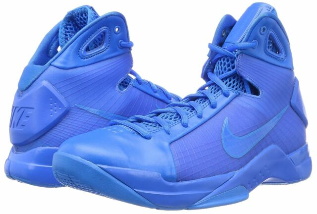 13bed5bdd3f Nike Hyperdunk 08 Kobe Bryant FTB Beijing Olympics Blue Basketball ...