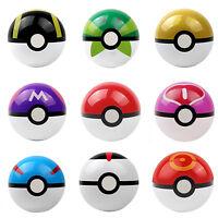Christmas Toy Gifts Pokemon Pikachu Pokeball Cosplay Pop-up Master Ultra Gs