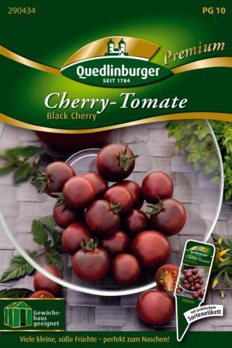 Quedlinburger-pomodori CHERRY-BLACK CHERRY