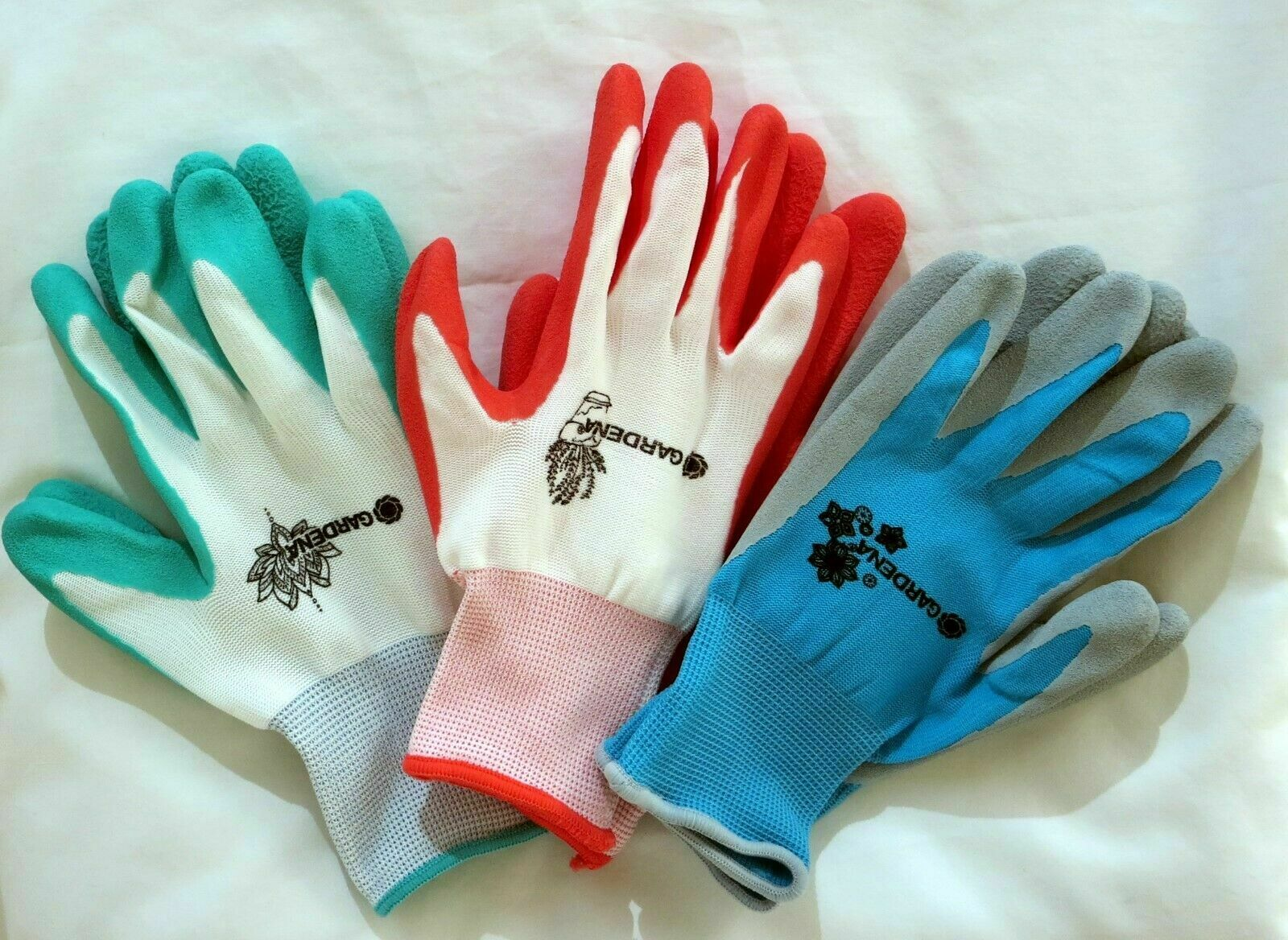 GARDENING GLOVES ONE SIZE  3PAIRS/ 5PAIRS ^^FAST SHIPPING^^ 13