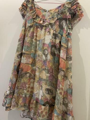 Hysteric Glamour x Courtney Love Dress 9I383