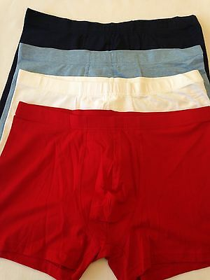 Set of FOUR H&M Boxer-Briefs New WITHOUT Price Tags size XL  (XL4-a)