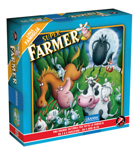Super-Farmer-Red-Glove-Gioco-da-Tavolo-BASE-Giochi-di-societa-Italiano-RG2007-IT