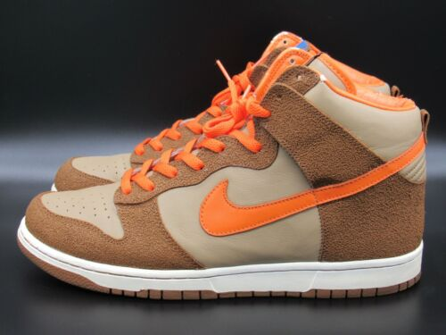 """Nike Dunk High """"Fantastic Four Thing"""" Size 11"""