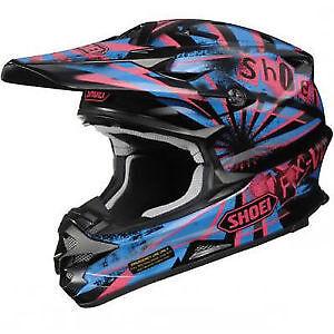 Shoei-VFX-W-DISSENT-MX-Motorcycle-Helmet-black-purple-blue-TC7