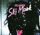 Ski Mask [Digipak] * by Islands (CD, Sep-2013, Manqu' Music)