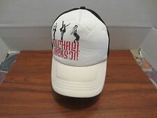 MICHAEL JACKSON 2009  BASEBALL CAP HAT FROM HOT TOPIC KING OF POP