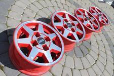 "13"" RARE alloys 4x100 VW Golf polo caddy jetta lupo arosa vauxhall nova corsa"