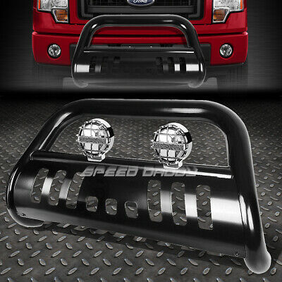 "Chrome 3/"" Front Bumper Bull//Push Bar Brush Grille Guard for 11-16 Ford Explorer"