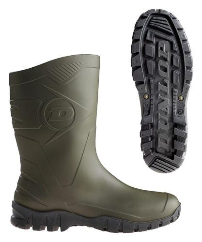 1 von 1 - Dunlop Stiefel Dee Größe 41 grün - K580011.41