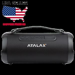 ATALAX-Upbeat-Portable-Bluetooth-Speaker-USA-SELLER-USA-SELLER