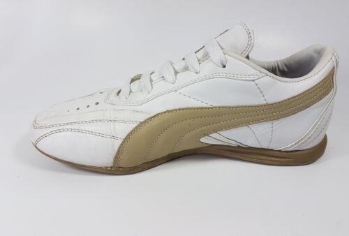 bianca 5 Puma Scarpe ginnastica 37 Eu in 4 da pelle 5 Uk wn1ORI