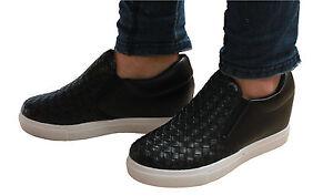 Sneakers donna scarpe da ginnastica slip on slippers mocassini tempo libero