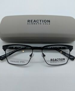 0cdc3722f5 Image is loading New-Kenneth-Cole-Reaction-0797-Eyeglass-Frames-Retail-