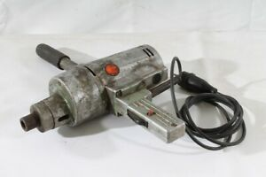 Old Two-Hand Drilling Machine Mk 2 Drill Bit Old Vintage Fully Functional DDR