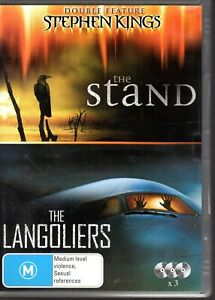 THE-STAND-THE-LANGOLIERS-STEPHEN-KING-2-FILMS-DVD-R4-3-DISC-SET-LIKE-NEW
