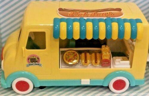 Kids Food Truck Jeu Set Candy Hot Dogs ICE CREAM TRUCK avec lumières musique f/&f D