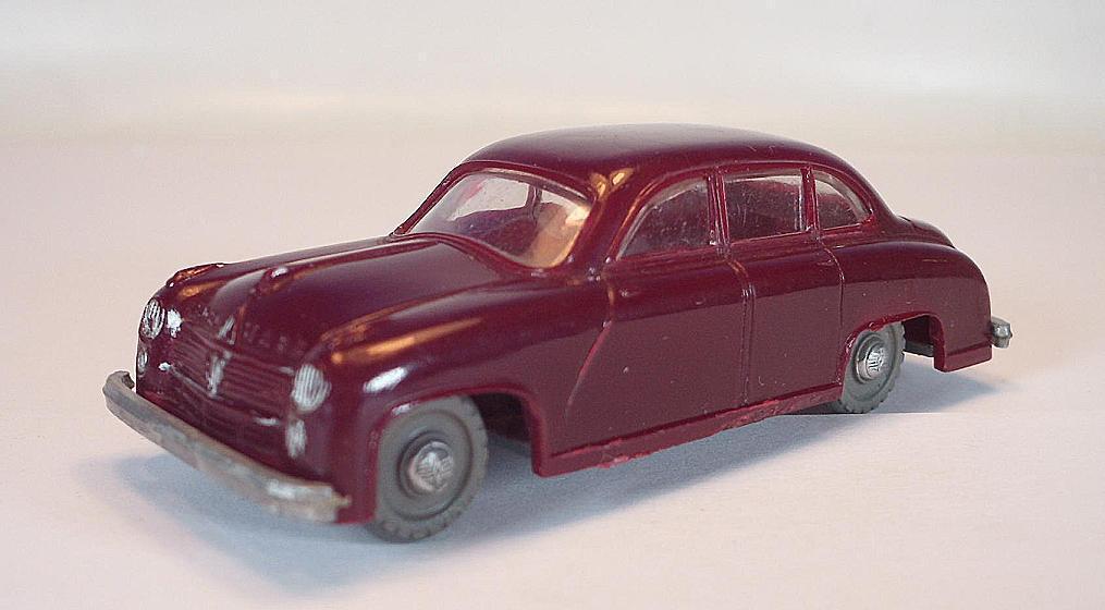 Siku plastique V 29 Borgward 2400 Pullman Bordeaux V-Série  891