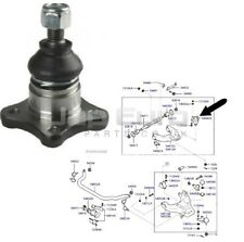 2 FRONT LOWER BALL JOINT FOR HYUNDAI TERRACAN 01-06