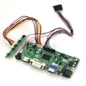 Details about for BT140GW01 V 0 ~ V 9 VB LCD Controller Board(HDMI+VGA+DVI)