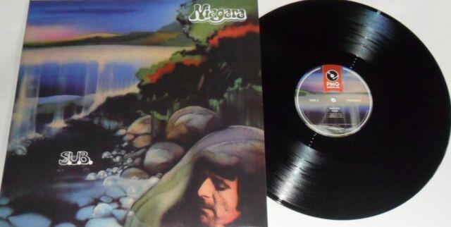 LP Niagara S. u. B. (re) Pmg009lp Still Sealed (Udo Lindenberg, Amon Düül II )