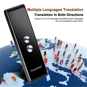 Translaty MUAMA Enence Smart Instant Real Time Voice 40 Languages Translator DE