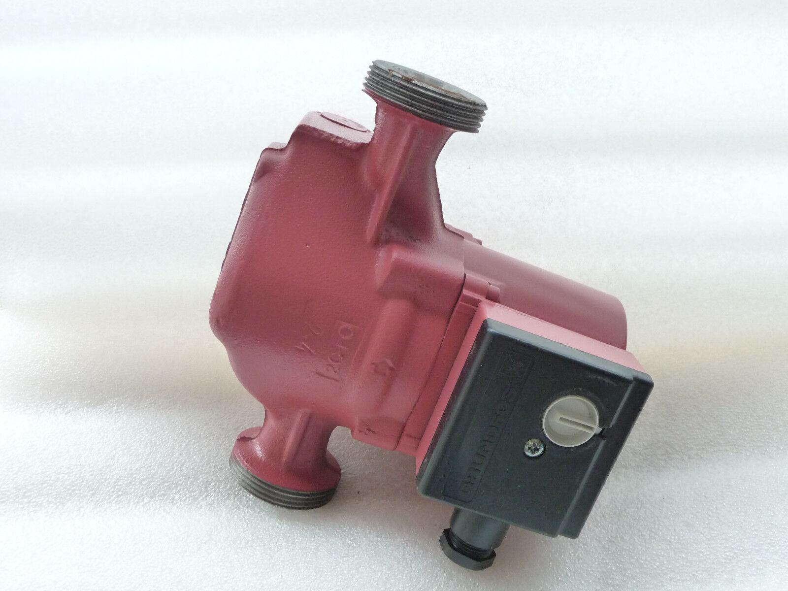 Grundfos UPS 25 - - - 60  A Airlectric Heizungspumpe 180 mm 50566053 NEU P6130/19 40b227