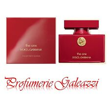 D&G DOLCE E GABBANA THE ONE COLLECTOR'S EDITION EDP NATURAL SPRAY VAPO - 75 ml