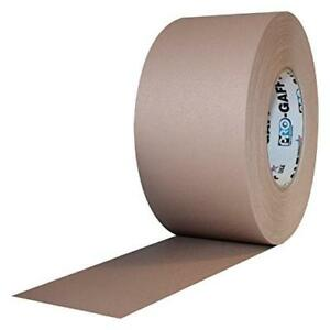 Tan x 55 yds. Pro Tapes Pro-Gaff Gaffers Tape 3 in