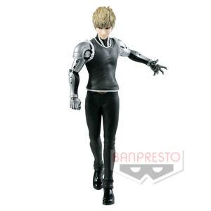 Banpresto-One-Punch-Man-DXF-Premium-Figure-resin-Genos-Japan-NEW-F-S