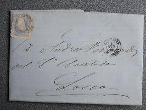 CARTA-ANO-1870-EDIFIL-107-CARTAGENA-MURCIA-A-LORCA