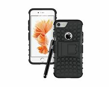 For Le Iphone Case Armor Rugged Shockproof Hybrid Protective Back Stand Cover
