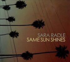 Same Sun Shines, Radle, Sara, New