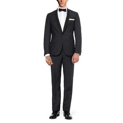NEU FRH VON FALKENHAUSEN SMOKING Schurwolle Mix slim fit Anzug auch Große Größen