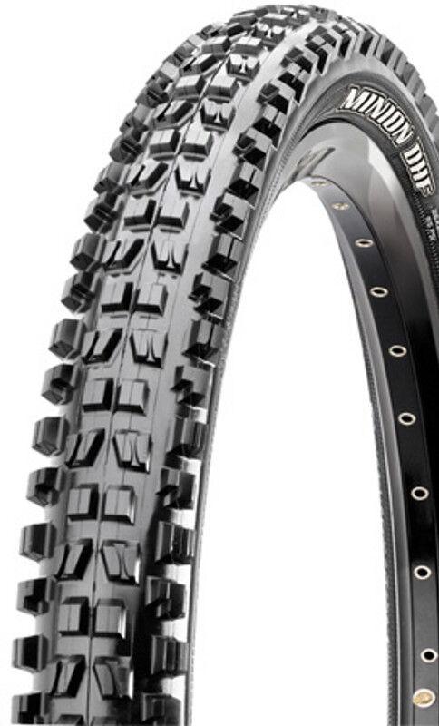 Maxxis Minion DHF 26x2.30 EXO Tubeless Ready Folding MTB Bike Tyre