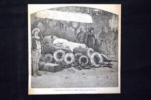 La-camera-mortuaria-di-Giuseppe-Garibaldi-a-Caprera-Incisione-del-1882
