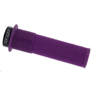 Super Soft Compound DMR Brendog DeathGrip Grips: Flange Thick Black