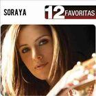 12 Favoritas by Soraya (United States) (CD, 2014, Universal)
