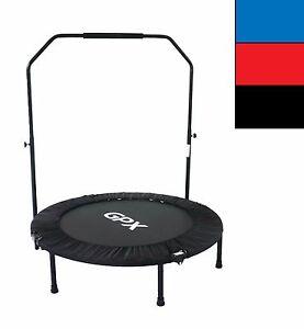Foldable Fitness Mini Trampoline Jumper Rebounder
