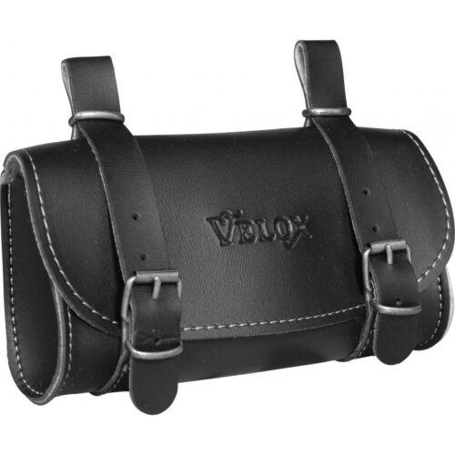 Sacoche de selle VELOX vintage classic rangement trousse a outils vélo mobylette