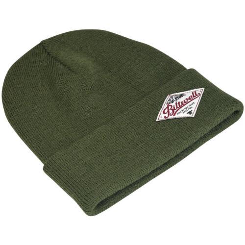 Olive Green Biltwell Camper Beanie Hat