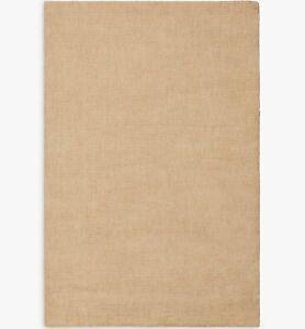 John-Lewis-Oban-Hand-Loomed-100-Wool-Rug-200cm-x-300cm-Cream-A