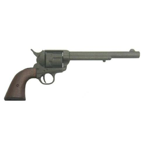 Winchester 1//6 Battle Gear Toys Colt Revolver M1873 959 02 Grip Marron