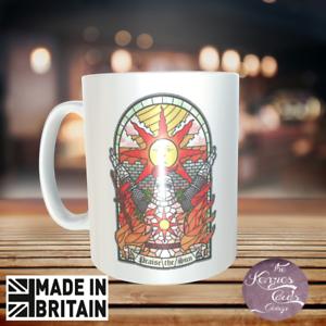 Personalised Praise The Sun Dark Souls Graphic Mug V4