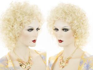 Image is loading Stunning-Curly-ringlet-Shag-Gypsy-Style-Medium-Blonde- fcff54b62